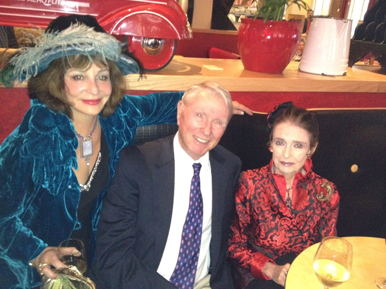 Claude Jarman and Margaret OBrien
