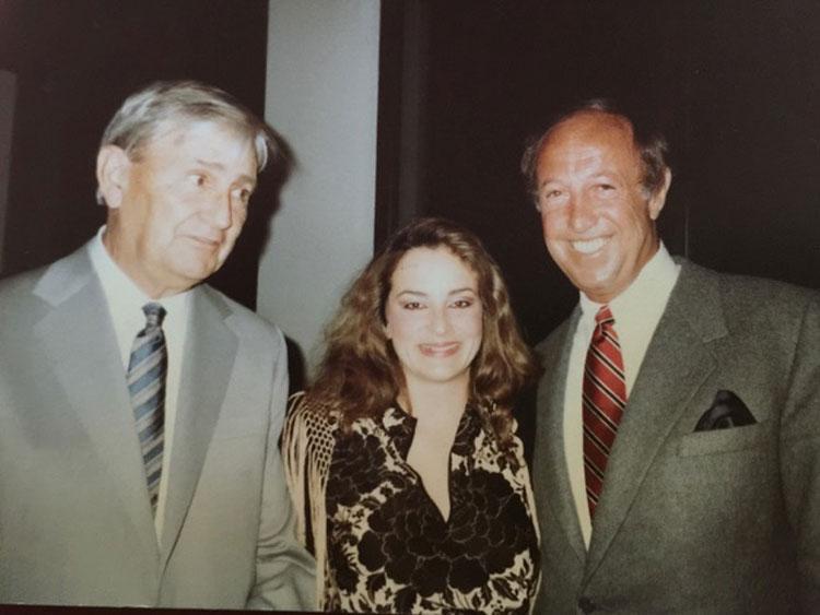 Ken Macker and Pete Rozelle